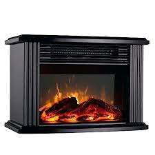 small electric fireplaces 14 mini electric fireplace tabletop portable heater 1500w black small electric fireplaces canadian