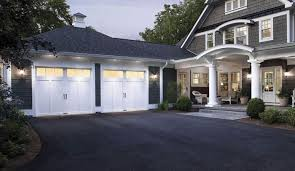 Designer Garage Doors Residential Impressive Decorating Ideas
