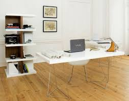 contemporary home office desks. in stock u0026 ready to go temahome multi office table in white with trestles contemporary home desks