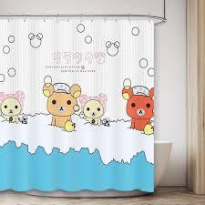 rilaka shower curtain