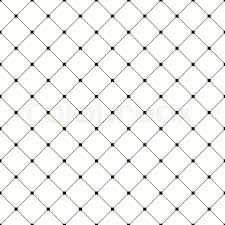 White Pattern Background Cool Cross Lines Vector Pattern Background Seamless Repeatable Grid