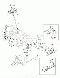 Steering parts diagram troy bilt 13wn77ks011 pony 2010 parts diagram for steering