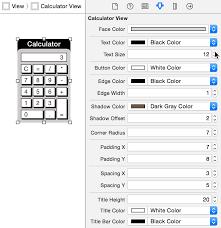 ibinspectable ibdesignable nshipster calculator construction set