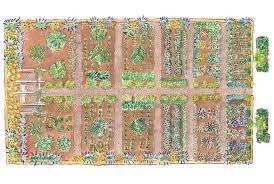 small vegetable garden design ideas