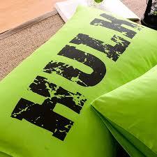 incredible hulk bedding set queen size for teen boys bedroom decor 2 600x600 incredible hulk