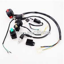 similiar cc atv electrical diagram keywords 110cc atv cdi wiring diagram full electrics harness atv wiring harness