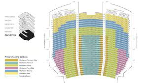62 Genuine Herbst Theater Seating Chart