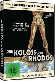 Der Koloss von Rhodos [Alemania] [DVD]: Amazon.es: Calhoun, Rory ...