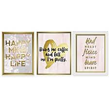 linden ave blush inspirational wall d cor collection on always forever inspirational reclaimed wood wall art with inspirational wall decor bed bath beyond