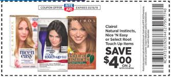 Get it as soon as mon, feb 1. Rite Aid Free Clairol Permanent Root Touch Up Hair Color The Accidental Saver