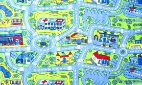 lovely road play rug or large play mat road rug play rug with roads home design