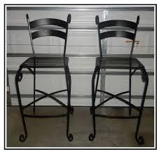 wrought iron bar chairs. Stylish Pier One Bar Stool Stools Wrought Iron Gallery Chairs I