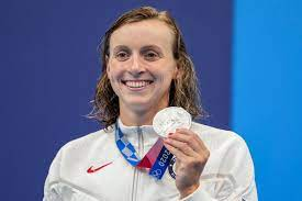 Katie Ledecky in first Olympics matchup