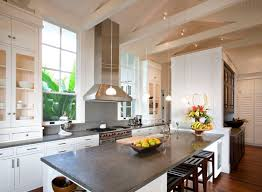 what are suitable cabinet colors for grey granite countertops kitchen 1 19