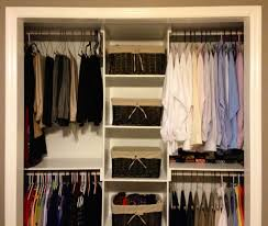 image of diy closet shelves organizer