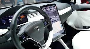 Teslas Latest Chinese Competitor Takes Screens To An Extreme Technology Tesla Tesla Model 3 Tesla Model S Tesla Model X Tesl Tesla Competitor Las Vegas Shows