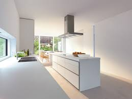 Zeilen Einbauküche Küche mit Kücheninsel Kollektion b1 by