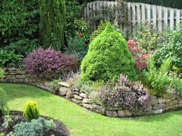 Small Picture Unique Garden Design Rockery Using Grass For Decorating Ideas