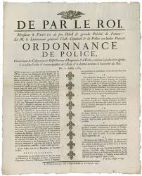 french revolution causes facts summary aristocratic revolt  broadside limiting the of pamphlets
