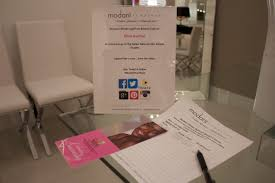 Enomatic & Modani shines lights on breast cancer awareness in