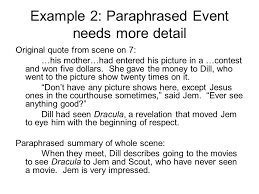 How To Quote And Paraphrase Ppt Download