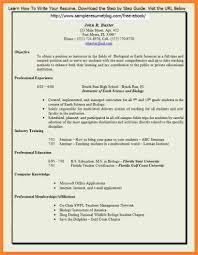 Teaching Resume Template 100 Teacher Resume Template Word Free Professional Resume List 26
