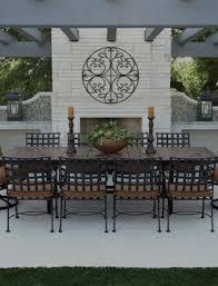 mercial Grade Outdoor Wrought Iron Patio Furniture
