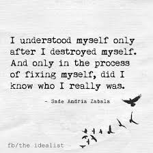 Self Discovery Quotes Best Self Discovery Sobriety Pinterest Discovery Thoughts And