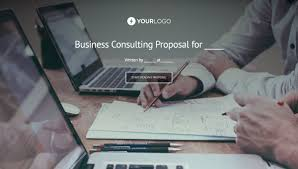 This Free Business Consulting Proposal Template Won 38m
