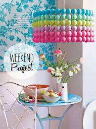 ping pong ball pendant 26 cool diy projects for teens bedroom
