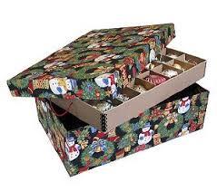 7 Christmas Ornament Storage Boxes IdeasChristmas Ornament Storage