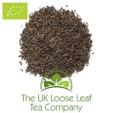 <b>Pu Erh Organic Tea</b> | The UK Loose Leaf <b>Tea</b> Company Ltd