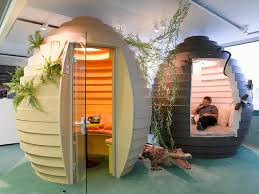 head office of google. Photo: Peter Wurmli Camenzind Evolution Design Google Offices Designboom Head Office Of K