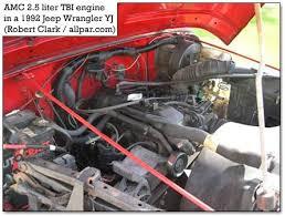 amc jeep 2 5 liter four cylinder engine 2 5 liter amc jeep engine