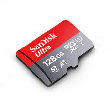 Thẻ Nhớ Sandisk Microsd 100% Chính Hãng 128gb 32gb 256gb 16g 400gb Thẻ Nhớ  Micro Tf Sd Ultra Class 10 A1 64gb Dành Cho Điện Thoại - Buy Sandisk Bộ Nhớ  Thẻ