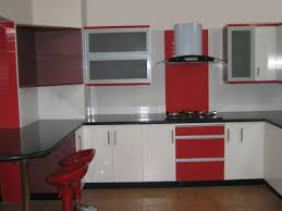 Kitchen Cabinets Red And White Cabinet Rta Shaker Kitchen Cabinet