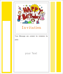 Free Invitation Template Download 27 Best Blank Invitation Templates Psd Ai Free Premium Templates