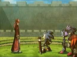 sonic and the black knight part 8 knights of the round table