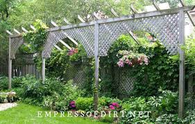how to make a fence taller for better