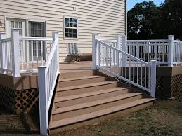 image of incredible stair railing ideas outdoor