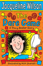 We all know jess and tracy beaker have their differences, but have you ever wondered which one is more like you? Book Reviews For The Dare Game A Tracy Beaker Story By Jacqueline Wilson And Nick Sharratt Toppsta