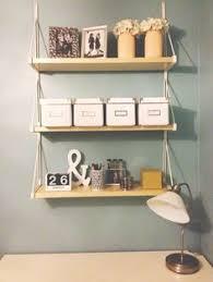 office cubicle accessories shelf. My New Pretty Desk Area: DIY Mason Jar Vases, Ikea Shelf Lamp Boxes Office Cubicle Accessories