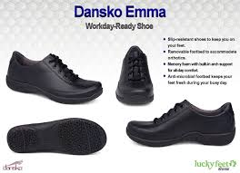 comfortable womens work shoes