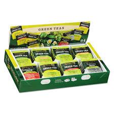 bigelow green tea ortment