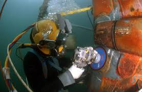 odd jobs you have probably never heard of that pay a surprising released by navy diver master diver tony sheperd south west region maintenance