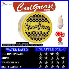 Cool Grease Pomade Chart Best Picture Of Chart Anyimage Org