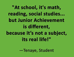 best junior achievement ideas enterprise  great quote about our member junior achievement did you know can give to junior