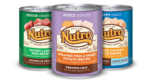 2 free cans of nutro wet food at petsmart