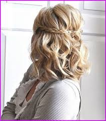 Inspirant Coiffure De Mariage Pour Cheveux Mi Long Photos De