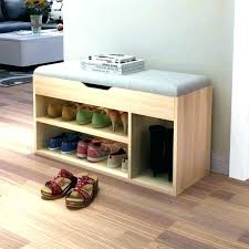 shoe storage furniture for entryway. Entryway Bench With Shoe Rack Storage Furniture For Small Corner I